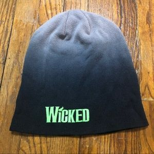 Wicked the Musical Defying Gravity Slouchy Beanie
